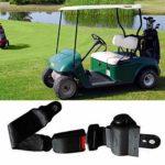2pcs rétractable Ceintures de sécurité de Chariot de Golf Universel pour EZGO pour Yamaha Club Car
