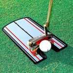 Jacqu, putting de golf, bâche Mirror, entraînement exercisé, Alignment Professional Practice
