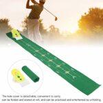 Couverture de Pratique de Golf, Pratique pour Transporter Un Tapis de Pratique de Golf Multifonctionnel Non tissé, pour Les Amateurs de Golf, débutants