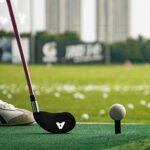 Housses pour Tête de Club de Golf Couvre de Protection Golf en Fer Couvertures De Club De Golf Protection des Clubs Headcover Set avec Numéro Imprimées Convient à la plupart des Clubs de Golf 2 Pièces