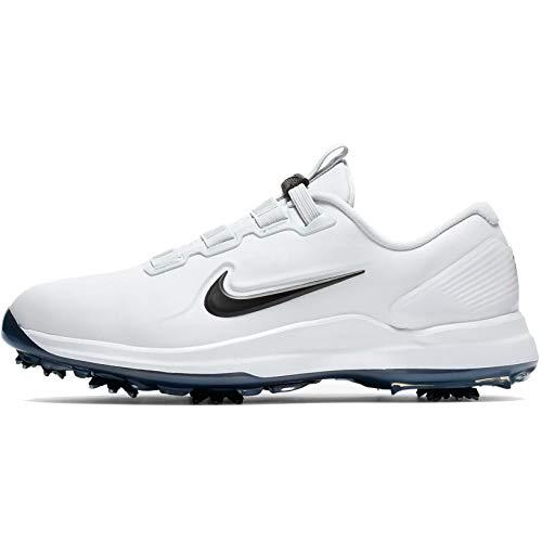 Nike TW71 FastFit Chaussures de golf pour homme Blanc/noir Taille 41