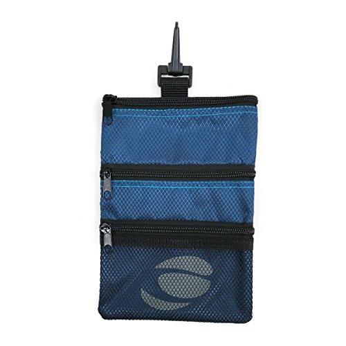 Orlimar Golf Amovible étui pour Accessoires, OR021101, Bleu Jean