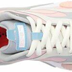PUMA RS-g WMNS, Chaussure de Golf Femme, Vaporous Gray Peachskin High Rise, 41 EU