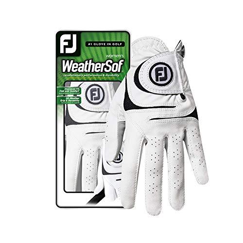 FootJoy New Improved 2017 StaSof Golf Glove Men's & Women's Sizes – #1 Glove on PGA Tour