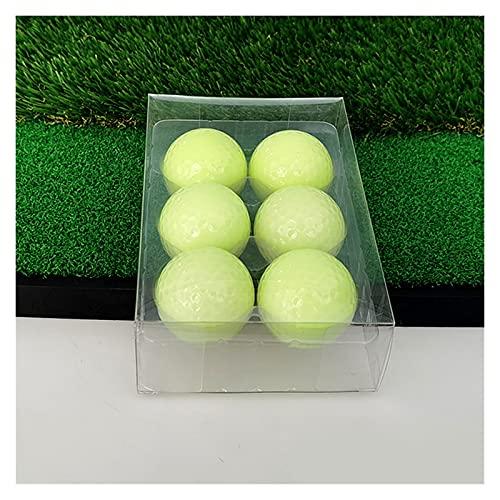 Boules de lueur Lumineux Night Balls de golf Boules flottantes Glow dans la ballon de nuit lumineuse sombre pour les amoureux NO LED à l'intérieur pour les partenaires commerciaux pour la famille