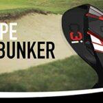 C3i Wedge – Cale de sable de qualité supérieure pour homme et femme – Escape Bunkers en un seul coup – Légal pour jouer en tournoi, coupe rapidement les coups de votre court jeu – High Loft Golf Club