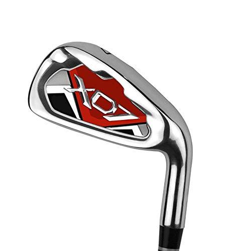 Clubs de Golf Putter de Golf à Haute résistance aux Chocs Club de Pratique de Golf Standard de Haute qualité pour Hommes et Femmes Convient aux Clubs d'intérieur Polyvalents et fiables (Coul
