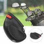 Couvre-tête en Fer pour Club de Golf 9 pièces Petit et léger, Couvre-Chef Protecteur de Golf, Accessoires de Golf