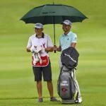 Gonex parapluie golf automatique plus grand anti-UV avec double auvent coupe-vent résistant à l'eau, parapluies ventilés surdimensionnés pour 2-3 hommes femmes, Vert, 54 pouces / 137cm