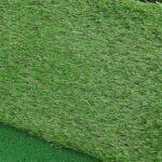 Surebuy Tapis de Pratique de Golf 64x41cm, Résistant à l'usure, Simple à Stocker, Facile à Porter, Tapis de Golf pour Jardin avec Fond en Caoutchouc antidérapant pour la Pratique Interne et Externe