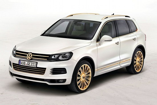 passat gold edition
