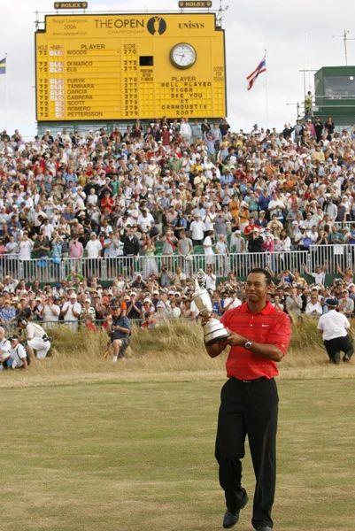 tiger woods british open victories