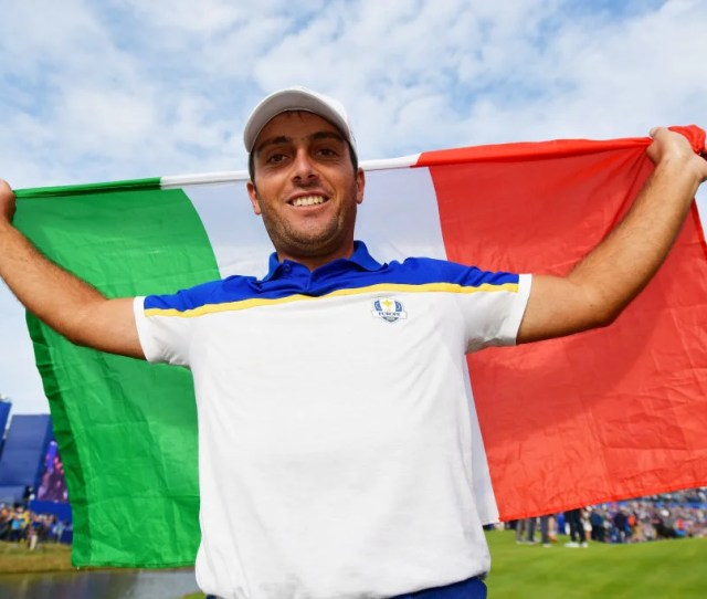 Francesco Molinari Says These Two Left Foot Tricks Gained Him A Ton Of Distance