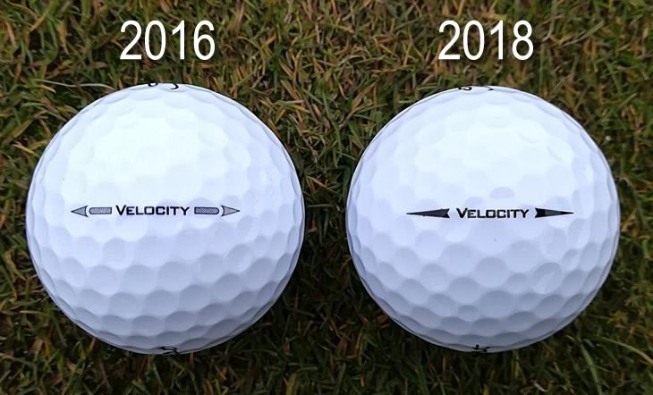 Titleist Velocity 2018 Golf Ball