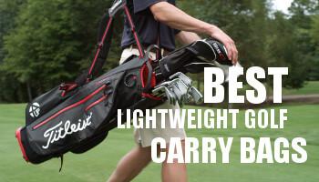 best-lightweight-golf-carry-bags-review