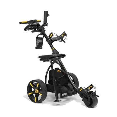 Best golf electric trolleys review