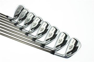 Callaway Apex Irons with Regular Graphite Recoil 660 F3 shaft