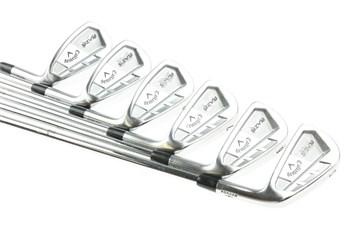 Callaway RAZR X Forged Irons with X-Stiff Steel Dynamic