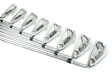 Ping Anser Forged 2013 Irons with X-Stiff Steel Ping Cfs shaft