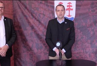 Jonas Torines – går från Titleist till Timrå hockey