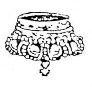 omgekeerde kroon