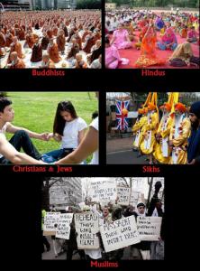 islam, de ideale partner voor geestelijke tirannie en machtsverwerving