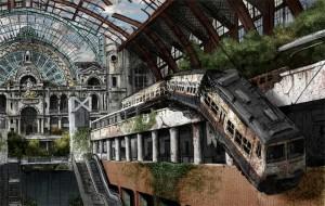 Antwerpen 2030 Centraal Station