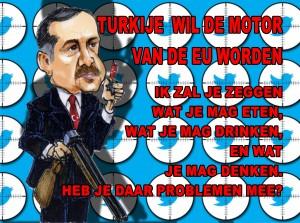 Erdogan2 wil motor eu zijn