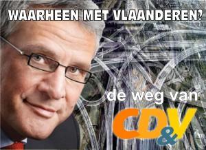 verkiezing2014 CD&V2 Waarheen met Vlaanderen