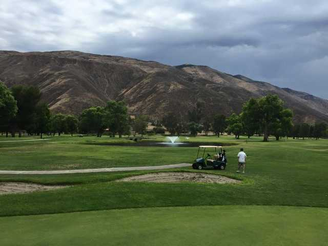 Golden Era Golf Course In Gilman Hot Springs