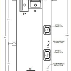 Western Golf Cart Battery Wiring Diagram Lighting Circuit 2 Way 72 Volt | Get Free Image About
