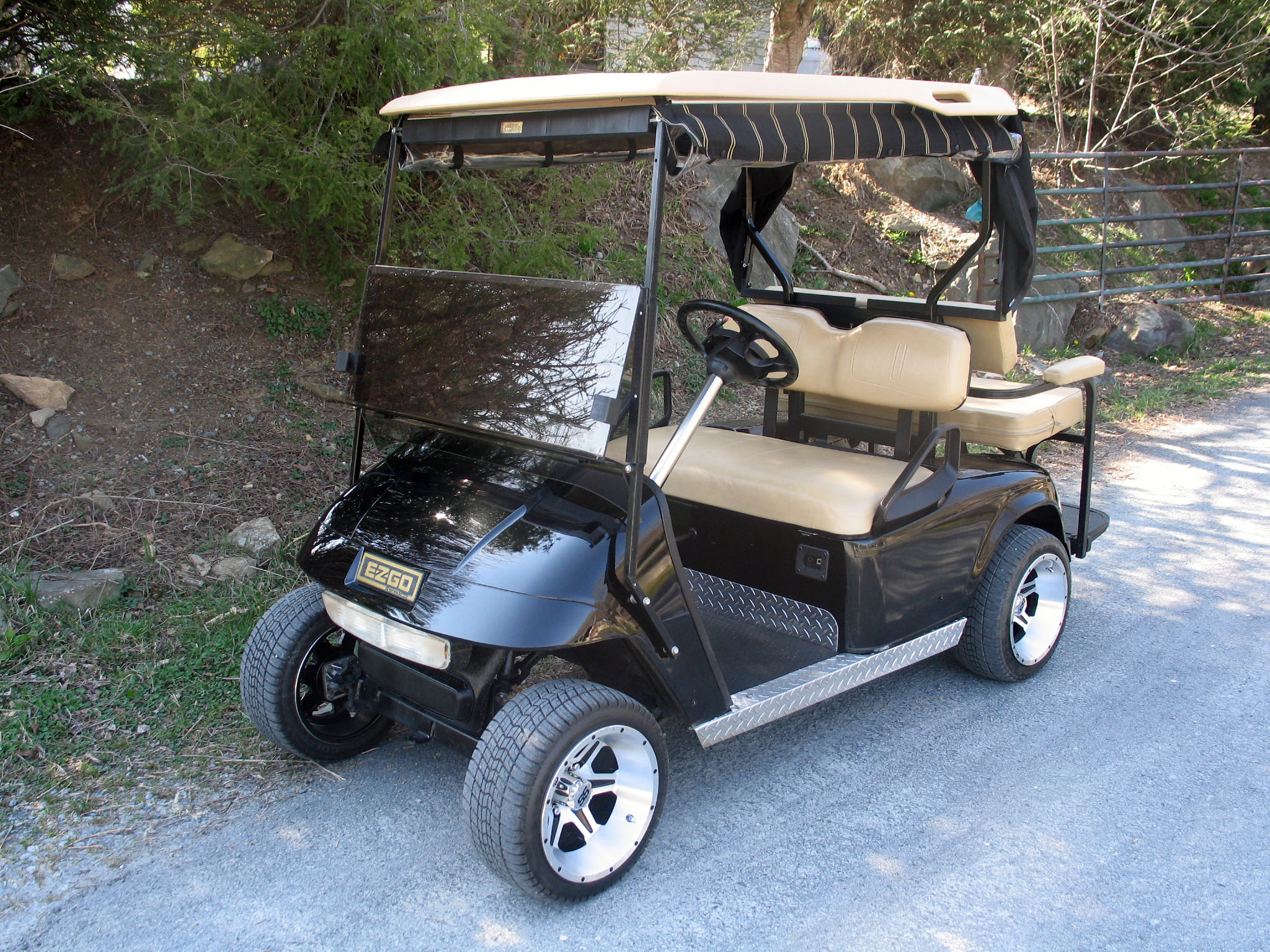 Wiring Diagram For 1996 Ez Go Golf Cart