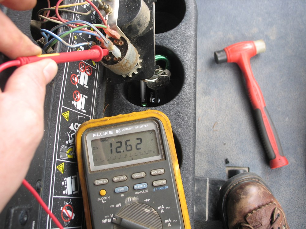 medium resolution of testing a gas golf cart solenoid
