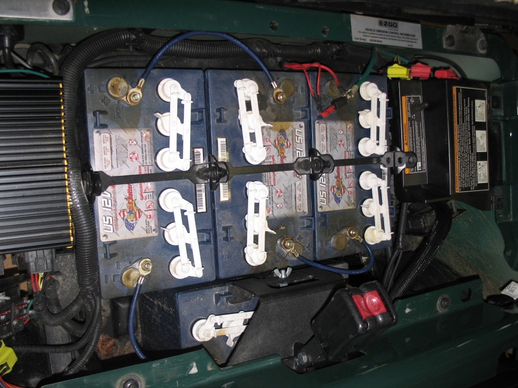 2003 Ezgo Gas Wiring Diagram Battery Bank Changes For E Z Go 2five Lsv Golfcarcatalog