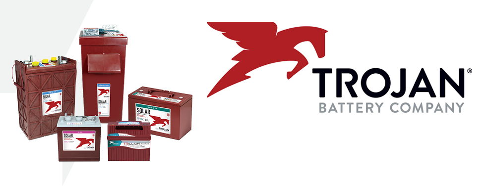Trojan Batteries for different type of application