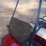 Club Car Flip Down windshield