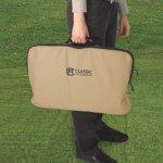 Golf cart enclosure carry bag