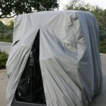 This golf cart cover has had very positive feedback