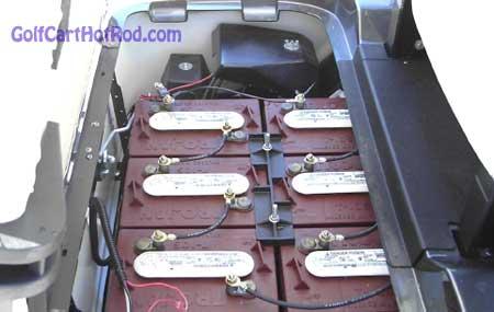 ezgo golf cart battery diagram wiring diagram specialties