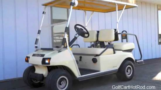 Wiring Diagram Club Car Golf Cart