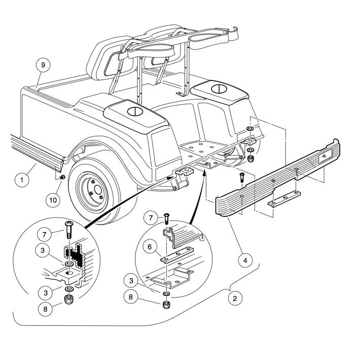 Precedent Golf Cart Wiring Diagram. Diagram. Auto Wiring