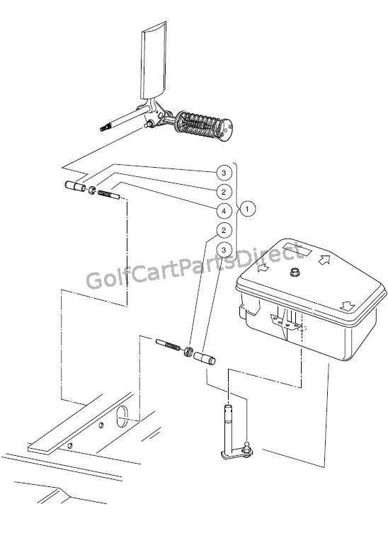 Club Car Carryall 1 Wiring Diagram : 34 Wiring Diagram