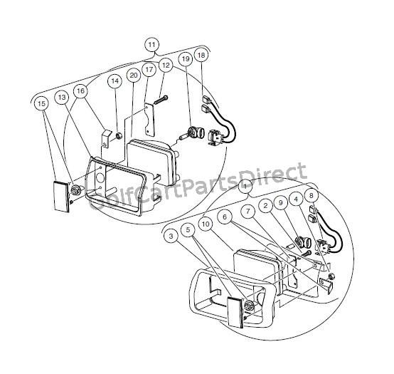 1994 club car wiring diagram gas club car wiring diagram