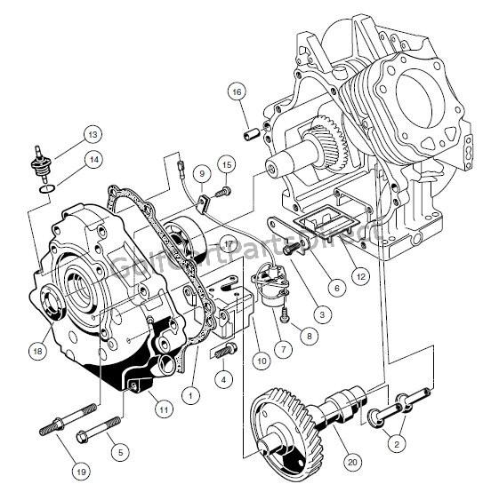 ENGINE - FE290