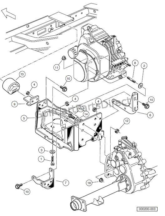 Wiring Diagram For Club Car Carryall 2: Club car carryall