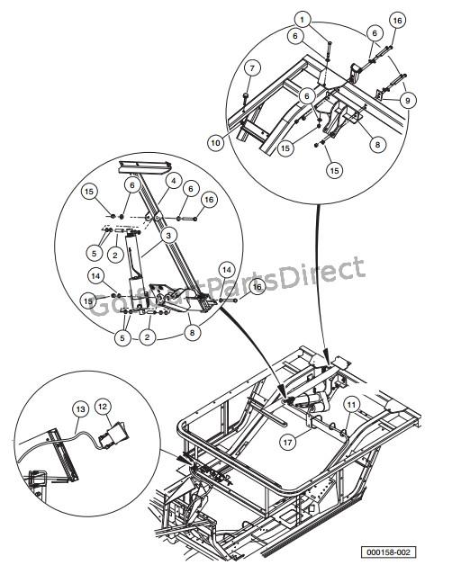 Ingersoll Rand Golf Cart Wiring Diagram