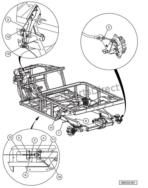 Jacobsen Cart Wiring Diagram