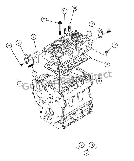 2003 international 7400 fuse box diagram