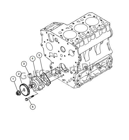 Key Wiring Diagram For A Xrt 1550 Club Car