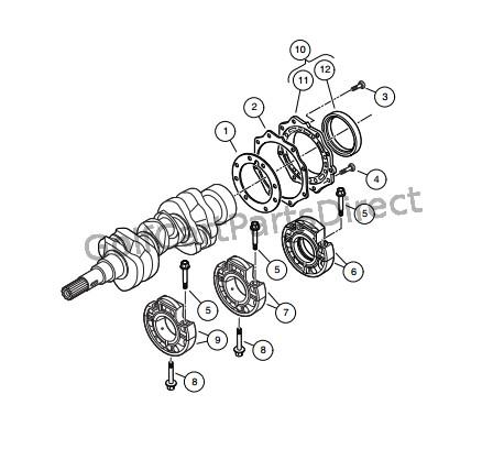 V1505 Kubota Engines Diagrams